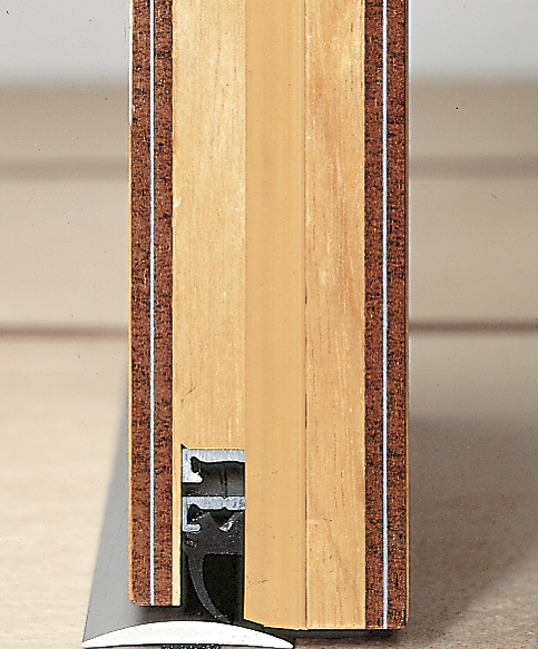 hdf homadur t rdeck alu blei homanit gmbh co kg. Black Bedroom Furniture Sets. Home Design Ideas